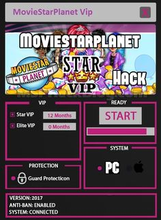msp vip hack comment devenir vip sur moviestarplanet gratuitement jeux pour fille. Black Bedroom Furniture Sets. Home Design Ideas