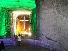 Iglesia de sal_Zipaquirá Colombia by LAURO ROCHA, via Flickr