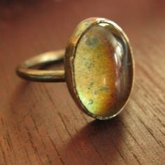 Mood ring.  I wish I had kept mine.