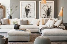 If you are looking for Sofa Living Room Furniture Design Ideas, You come to the right place. Below are the Sofa Living Room Furniture Design Ideas. Design Living Room, Living Room Interior, Home Interior, Modern Interior, Luxury Interior, Natural Interior, Interior Livingroom, Interior Ideas, Room Furniture Design