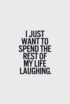 Life Quotes : Haha Previous Pinner, you're funny But - I want to be Happy (Laughing) throu. - About Quotes : Thoughts for the Day & Inspirational Words of Wisdom Life Quotes Love, Funny Quotes About Life, Great Quotes, Quotes To Live By, Funny Life, Quotes About Laughter, Quotes About Smiling, Me Quotes Funny, Funny Happiness Quotes