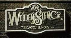 Afbeeldingsresultaat voor early wooden logo sign