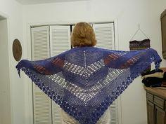 Ravelry: kat5tx's Summer Breeze shawl
