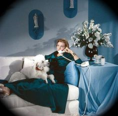 'I am a very stylish girl.' Patricia Neal (Roald Dahl's first wife) in Breakfast at Tiffanys