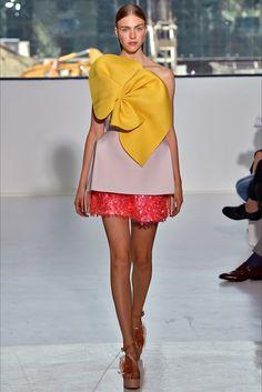 Sfilata Delpozo New York - Collezioni Primavera Estate 2015 - Vogue
