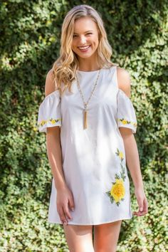 Omg need this dress!! Yellow rose of Texas- ADORABLE.