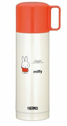 THERMOS STYLE FEJ-500B-WH miffy   Stainless Thermos 0.5 liter (16.9 oz.) (Japanese Import) by THERMOS K.K.. $38.33. Flip open lid & cup. Designed for cold & hot beverages. Thermal stainless bottle. Dimensions: approx. W9 x D7 x H23.5 cm   Weight: approx. 0.3kg. A genuine product of Thermos K.K. Japan. In a Japanese retail package.