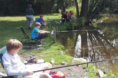 Keep Kids Fishing Reflections Angling Project