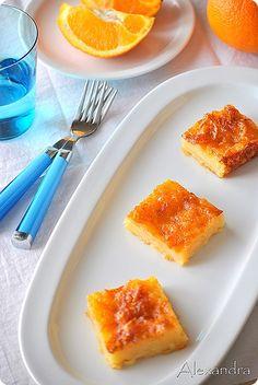 Πορτοκαλόπιτα της Φραντζέσκας