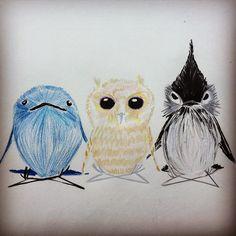#bluebird #owl #titmouse #padmasana #lotus #bestill #meditate #om #fridaynightyogaclub #community #yogamat #bird #art #yoga #yogi #yogini #smile #breathe #artoftheday #tgif #practice #nature #stopdropandyoga #crazysexyyoga #yogaeverydamnday #10lbhead #birdsofinstagram #swingwideyourcrane #birdsdoingyoga by birdsdoingyoga
