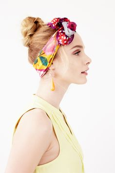 Summer Hair How-To / The Magazine by Anthropologie
