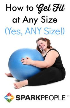 Think you're too heavy to exercise? (Spoiler: You're not!) #weightloss Consider a #gastric balloon from http://www.spatzmedical.com