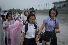 Tears in rain: North Korea marks 'Victory Day'