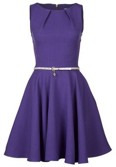 Closet - FULL CIRCLE - Cocktailkleid / festliches Kleid - purple