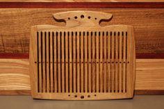 MADE TO ORDER Unique Oak Wood Rigid Heddle Loom