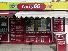Curry 66 - Imbiss in Berlin Friedrichshain - KAUPERTS