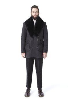 HUGH — Outerwear — Shop - Krane Design -
