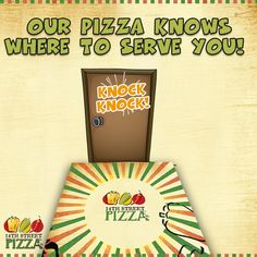 We know where to serve you! :D
