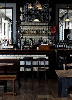 the grafton london pub, traditional pub interior, puf roof garden, pub roof…