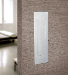 :: ARCHITECTURAL HARDWARE :: FSB #4251 -0001 Sliding Door Hardware, Flush Pulls for Passage Doors #architecturalhardware