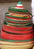 Sombreros mexicanos