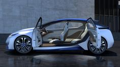 The next Leaf EV will get the IDS' profile, but not its radical door arrangement.