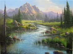 Picture of Yarnell Certified™ Artist Program - Landscape Painting I