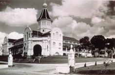 Goodwood Park Hotel | Since 1900 | Began as the Teutonia Club – an elite enclave for the expatriate German community in Singapore.
