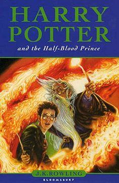 Harry Potter y el Príncipe Mestizo. Podría añadir a esta lista cualquier libro de la saga, pero he elegido este por ser posiblemente el libro más especial para mi. Gris, pausado y a la vez apasionante. Algunas de sus charlas consiguen meterte por completo en la historia, y hay frases de Albus Dumbledore que valen más que muchos otros libros enteros.