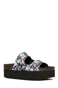 Jeffrey Campbell Aurelia Platform Sandal