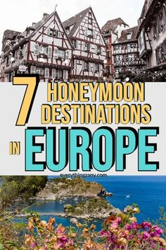 Here are the romantic honeymoon destinations in Europe that will make your heart leap. Perfect for the memorable romantic trip with your partner. Honeymoon Destinations All Inclusive, Romantic Vacations, Europe Destinations, Affordable Honeymoon, Honeymoon Planning, Romantic Getaways, European Honeymoons, Secluded Honeymoon, Italy