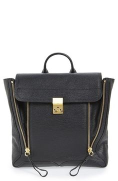 3.1 Phillip Lim 'Pashli' Leather Backpack available at #Nordstrom
