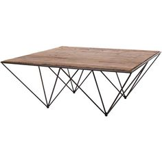 Getty Coffee Table by Triboa Bay Living