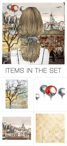 """""""Untitled #1366"""" by maja-k ❤ liked on Polyvore featuring art"""