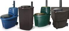 Biolan Erotteleva Kuivikekäymälä, Kompostikäymälä, Kuivikekäymälä sekä Populett