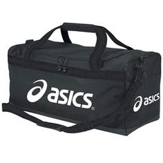 asics gear bag white
