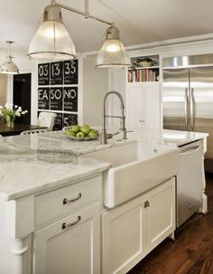 No kitchen remodel is complete without a new kitchen sink. This ...