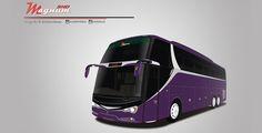 Desain Bus Terbaru Magnum