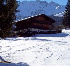 Berghütte am Hochfelln