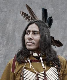 Tribal Male Beauty