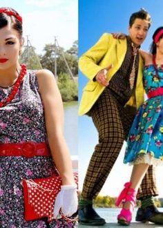 Как сшить юбку стиляги 60
