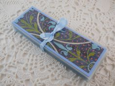 Bookmark Collection Class Party Favors Blue by EllieMarieDesigns, $25.00