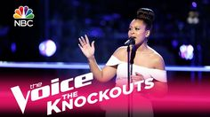 """The Voice 2017 Knockout - Felicia Temple: """"My Heart Will Go On"""""""