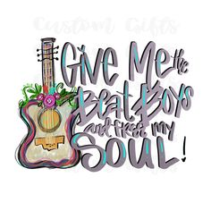 Oh give me the beat Boys Sublimation Transfer/Ready to press Be Light, Sublimation Mugs, Applique, Silhouette Projects, White Ink, Fabric Painting, Cricut Design, Colorful Shirts, Give It To Me