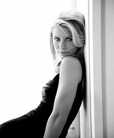 Claire Danes...just love her, ever since I first saw her in My So Called Life.