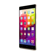 BLU PURE XL Smartphone - 4G LTE GSM Unlocked - 64GB +3GB RAM - Gold - Which Cellular - Buy the best cellular phones