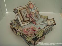 Monique Lokhorst Designs: Tilda is sending you Love Post!