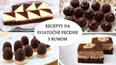 Recepty na tradičné zákusky a koláče s rumom | Naničmama.sk Rum, Food, Anna, Hampers, Kuchen, Essen, Meals, Rome, Yemek
