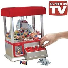"""As Seen on Tv Toys: The Claw"""" Electronic Candy Grabber Machine Arcade Game, Product Features  As Seen on Tv Toys: The Claw"""" Electronic Candy Grabber Machine Arc"""