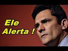 """ALERTA ! """"SERGIO MORO """" DÁ UM RECADO AO POVO BRASILEIRO!"""